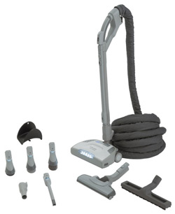 Central Vacuum System - Tools & Accessories