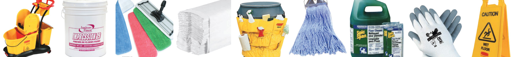 Janitorial Supplies Products