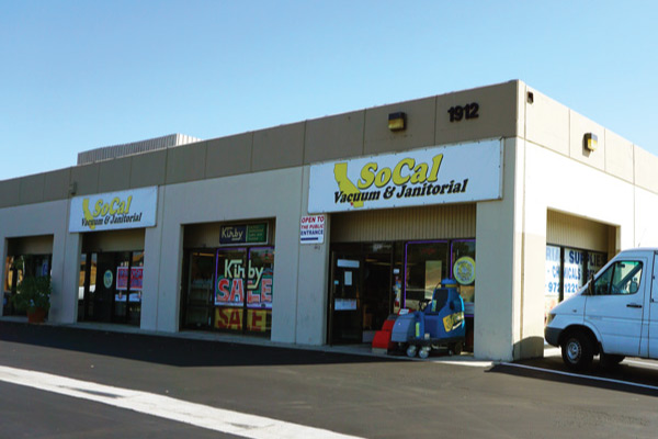SoCal Vacuum & Janitorial - Tour Our Shop 01