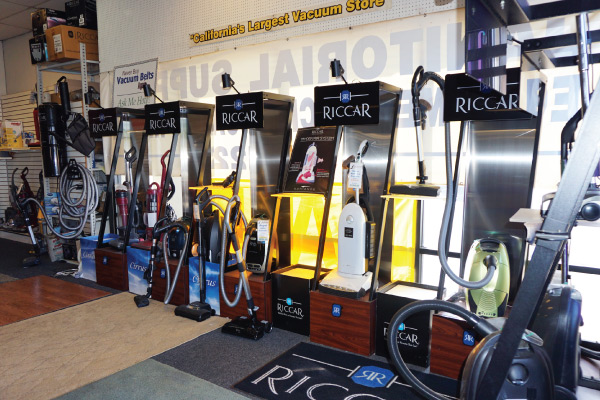 SoCal Vacuum & Janitorial - Tour Our Shop 12